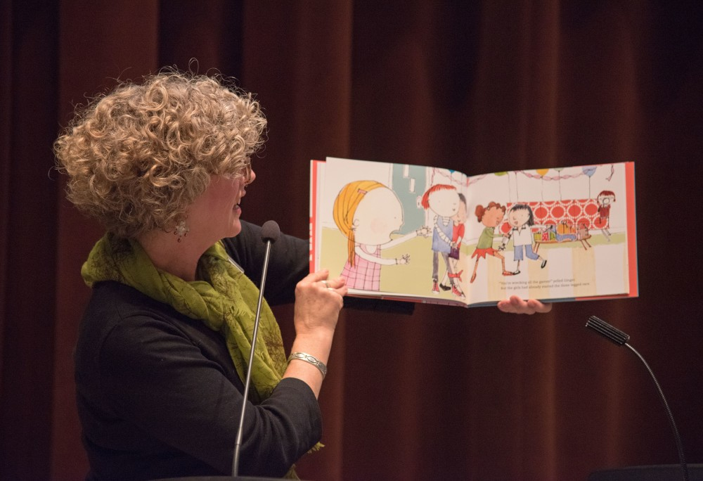 picture book reading
